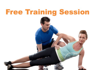 free training session lower
